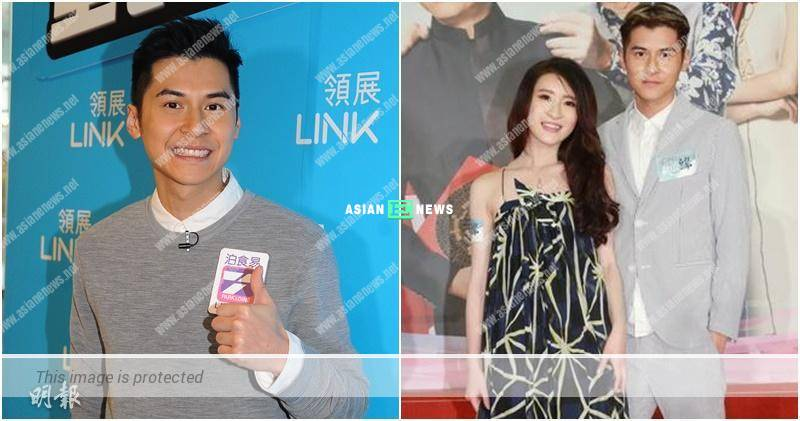 Carlos Chan hopes to win an award with Rosina Lam