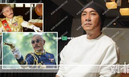 Dicky Cheung films TVB drama again as he owes it to Hong Kong audiences