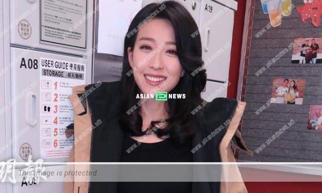 Elaine Yiu looks forward to new romance in 2019