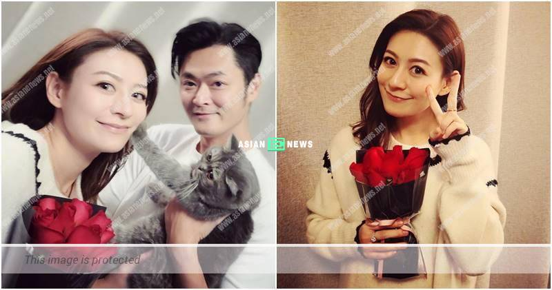 Elanne Kong reveals there is a third party in her relationship?