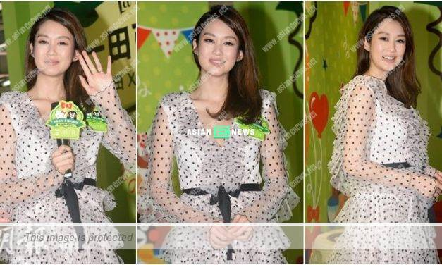 Is Eliza Sam expecting? She said she will announce it at the right timing