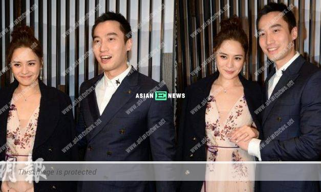 Gillian Chung and Michael Lai are officially married