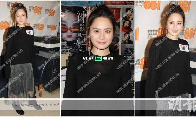 Gillian Chung rejects to freeze her eggs again due to gaining weight easily