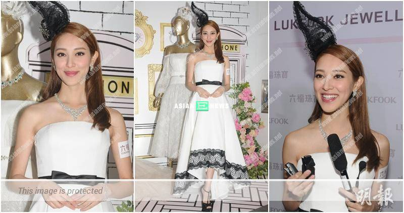 Grace Chan promises to announce her baby gender before Christmas