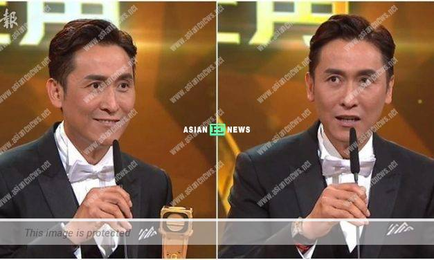 2018 TVB Anniversary Awards: Joe Ma became TV King for the first time
