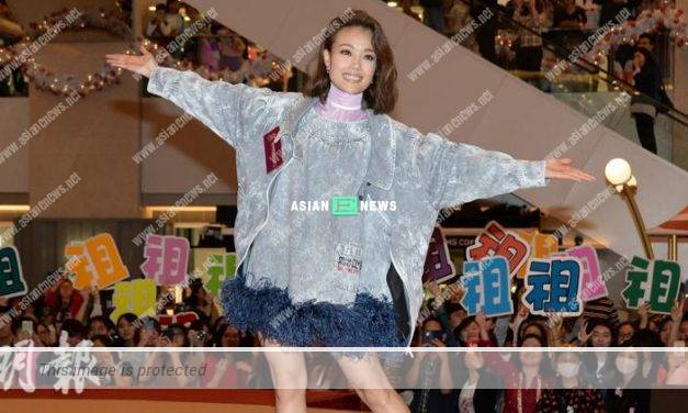 Joey Yung hopes Charlene Choi will be the next one to get married