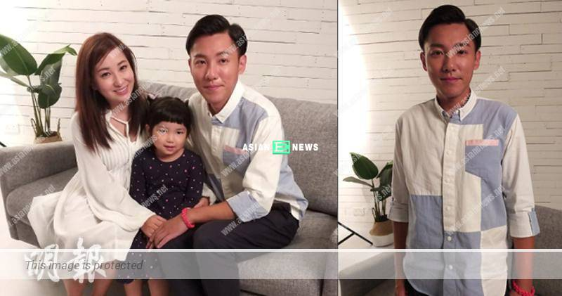 Jonathan Cheung's skin condition is recovered to 90%