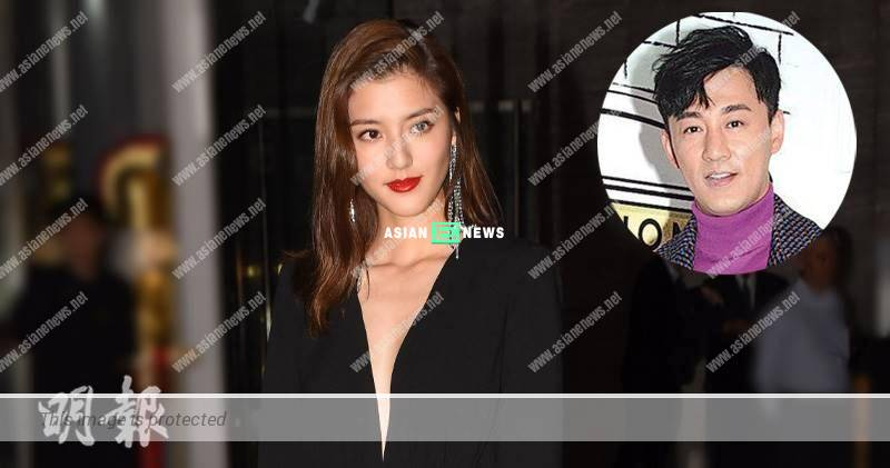 Karena Ng is not afraid of bumping into Raymond Lam