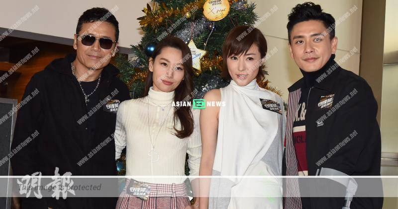 Kate Tsui dares not shoot intimate scenes; Bosco Wong has good affinity with the girls