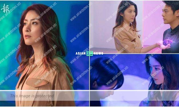 Kelly Chen shoots 8 MV for her new songs
