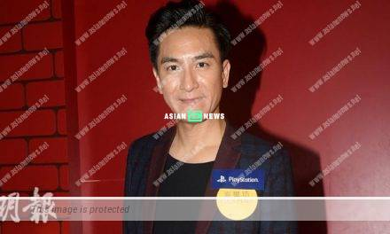 Kenneth Ma has problems to choose Christmas gift for Jacqueline Wong