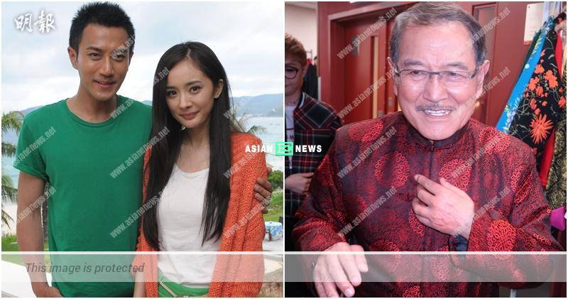Hawick Lau and Yang Mi filed for divorce; Lau Dan respects their decision