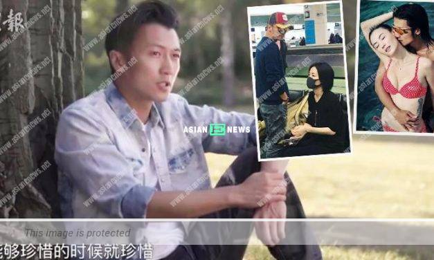 Nicholas Tse let go of Cecilia Cheung and cherishes Faye Wong?