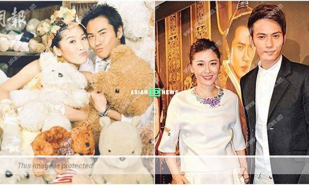 Niki Chow is married and her past romance with Kevin Cheng created a sensation