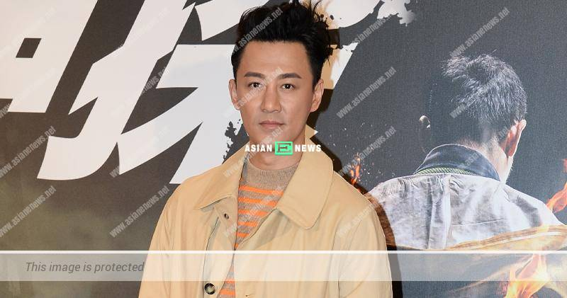 Raymond Lam and Carina Zhang exchange Christmas gifts? He said the life was most important