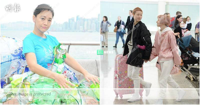 Etta Ng is not in Hong Kong? Sharon Kwok rejects to show respect to Andi