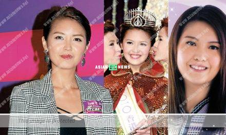 "Major Transformation: Toby Chan gets rid of her ""square"" face and ""pig"" nose"