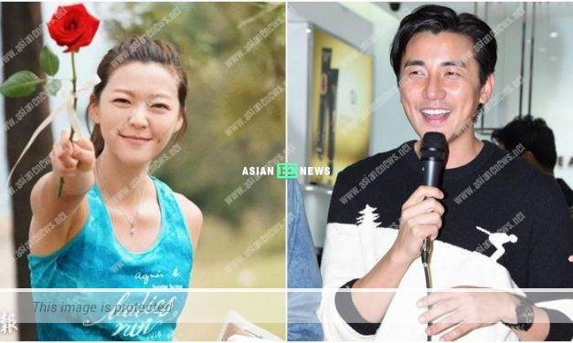 Tony Hung has new romance; He praises Inez Leong has good personality