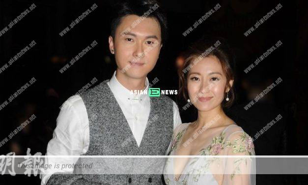 Yoyo Chen is getting a divorce? Vincent Wong said no reply