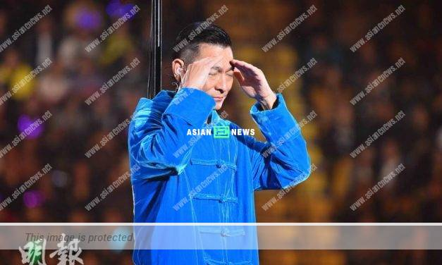 Another concert in December 2019? Andy Lau's application is rejected