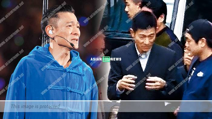Andy Lau recovers from flu infection and resumes his work