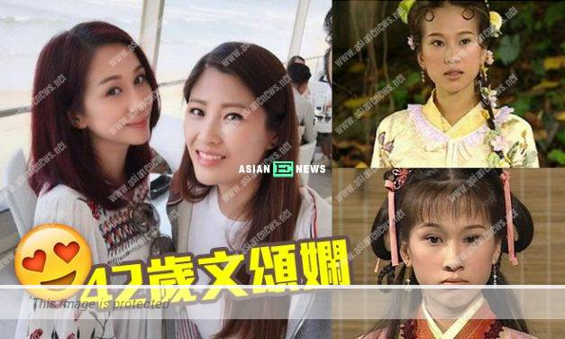 42 years old Annie Man remains young; Netizens hope she will film series again