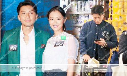 Benjamin Yuen tries to pacify Bowie Cheng when exposing she made the first move