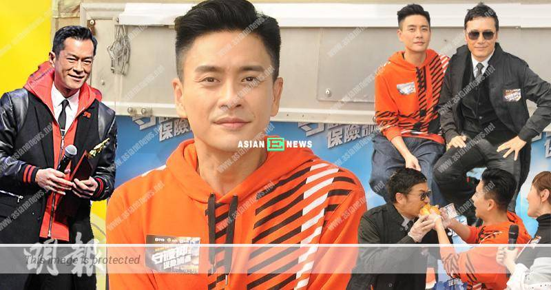 Netizens promised to vote for Bosco Wong in 2020; He pointed the arrow to Michael Miu