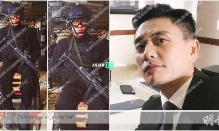 Flying Tiger 2 drama: Bosco Wong continues the shooting despite the injury