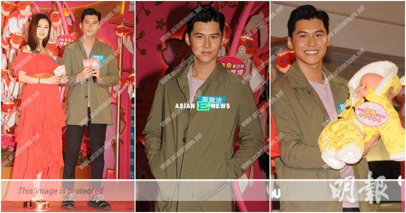 Carlos Chan plans to wear red briefs during Lunar New Year