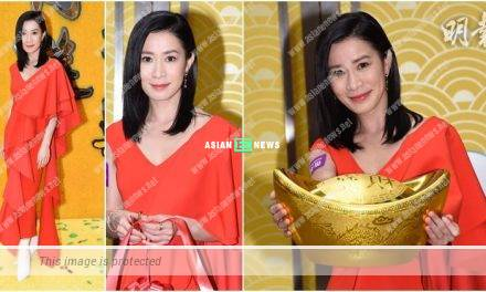 Charmaine Sheh believes she will have love luck in 2019
