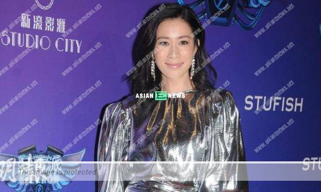 Charmaine Sheh defends Wu Jinyan: She is a hardworking actress