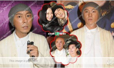 Dicky Cheung has a headache to handle 3 women in reality
