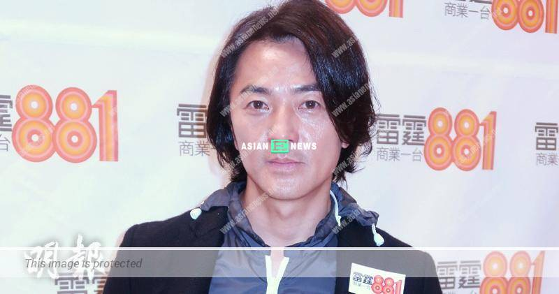 Ekin Cheng has an unexpected reward when buying groceries at the market