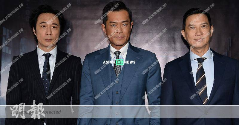 Francis Ng wishes to sing hehe song version with Louis Koo and Nick Cheung