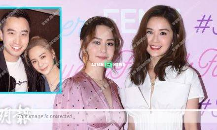 Gillian Chung falls sick and her husband is in overseas