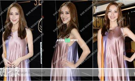 Grace Chan hopes to drink soup boiled by her husband, Kevin Cheng