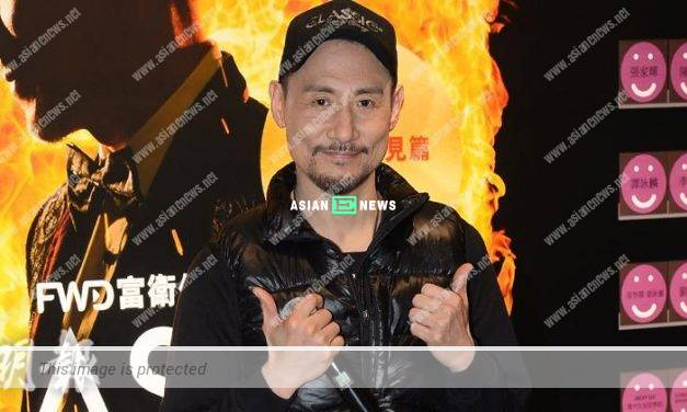 Jacky Cheung continues to hold the concert despite the sickness