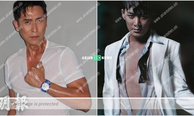 Joe Ma hopes to be as Chok as Raymond Lam when shooting an advertisement