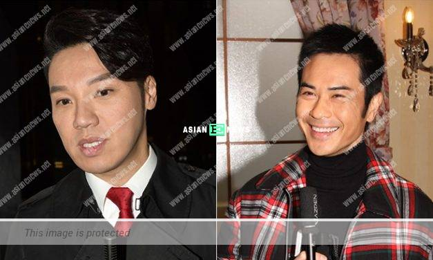 Vinci Wong rejects to approach his cousin, Kevin Cheng: He is not my friend