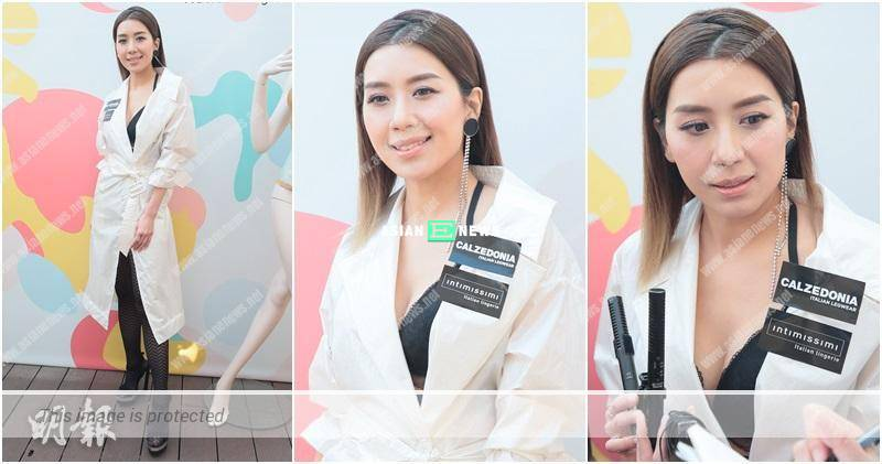 """Mandy Wong treats herself as a """"student"""" when filming reality show in Korea"""