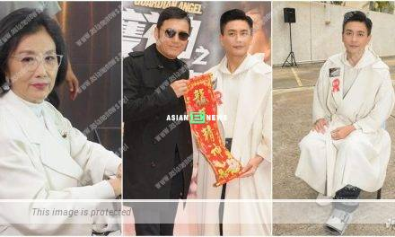 Bosco Wong and Michael Miu praises Liza Wang is charismatic person