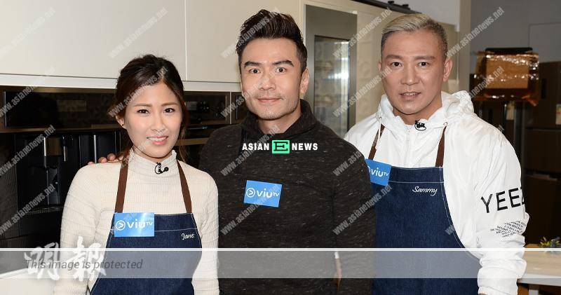 Michael Tong rejects to use his culinary skills to know girls