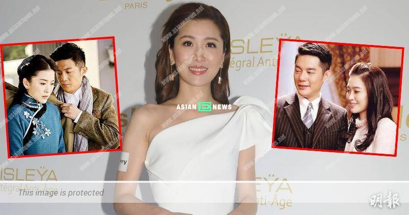 Niki Chow denies she is the third party and enjoys two person world now