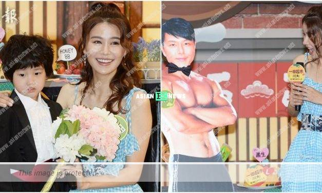 Priscilla Wong feels embarrassed when Edwin Siu has strong production capabilities