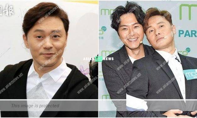 54 years old Raymond Cho remarks Edwin Siu looks older than him