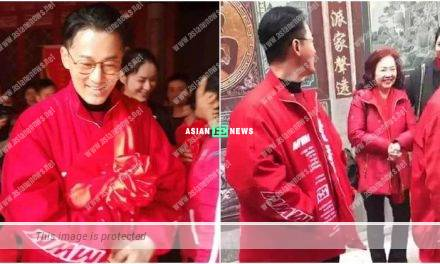 Raymond Lam takes Carina Zhang back to his hometown to prepare their wedding?