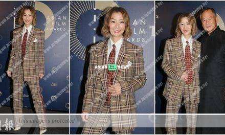 Sammi Cheng feels excited whenever seeing a hunk with single eyelids