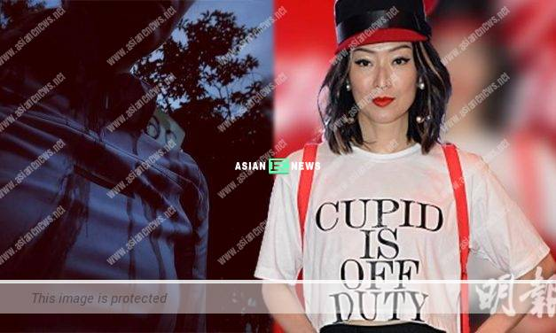 """Sammi Cheng cannot believe that she becomes a """"busty"""" woman"""