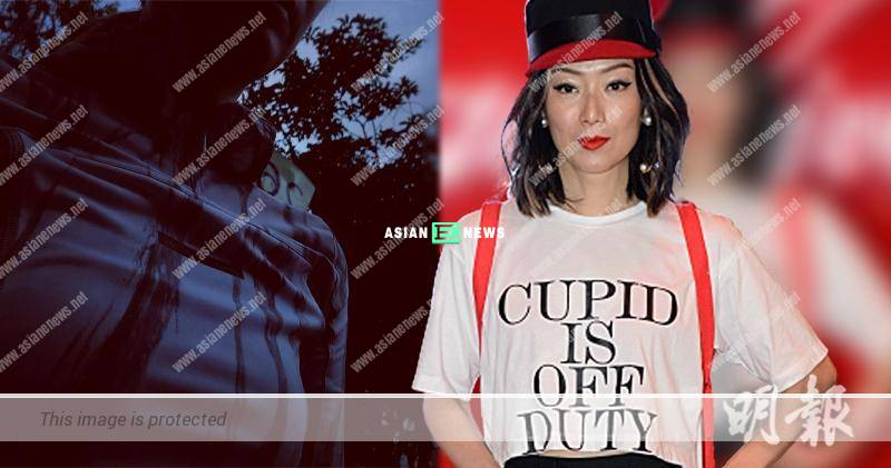 "Sammi Cheng cannot believe that she becomes a ""busty"" woman"